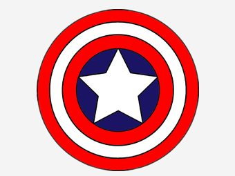 10 Amazing Captain America Coloring Pages For Your Little On