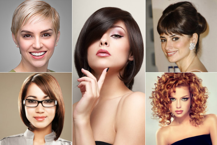 Short Hairstyles And Haircuts For Age S
