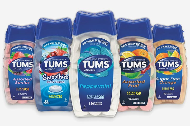 Tums During Pregnancy