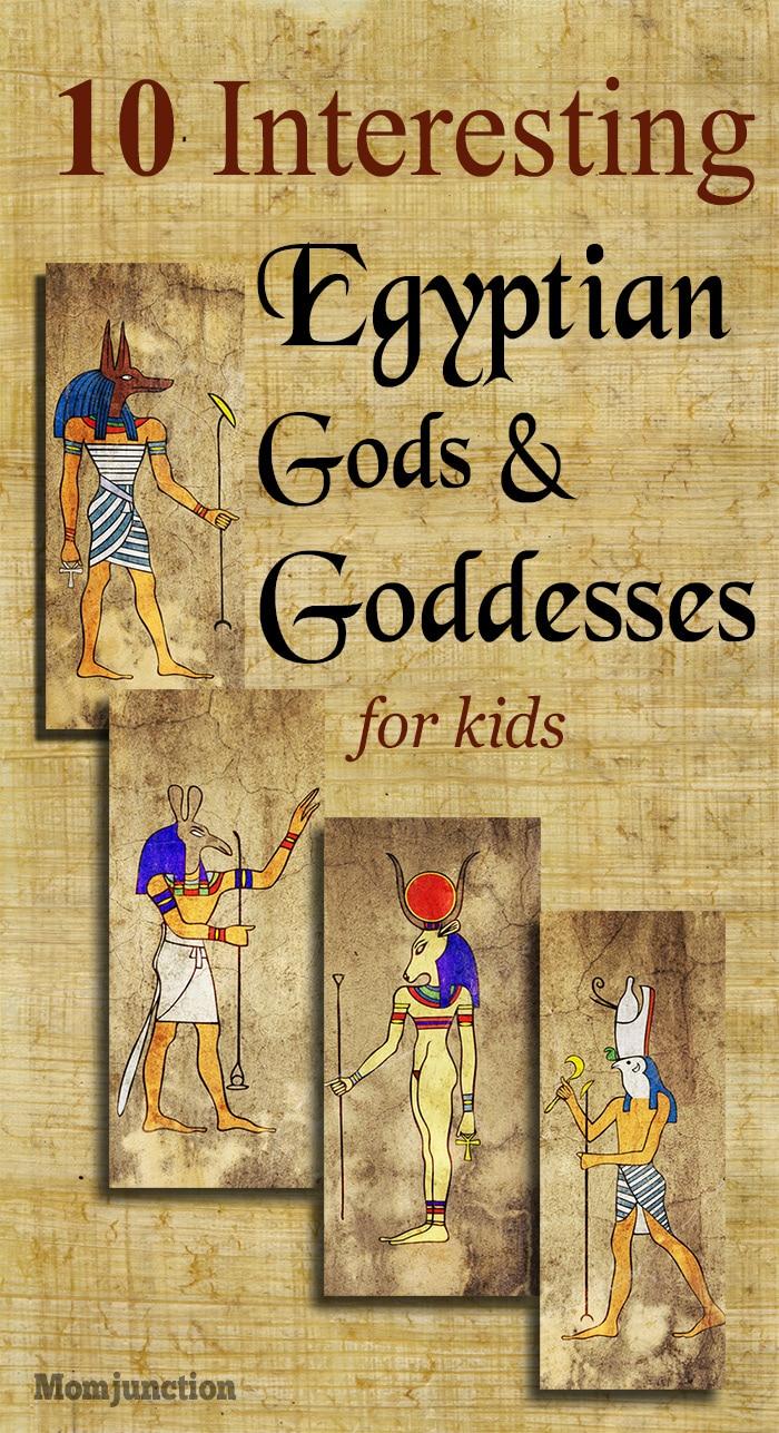 egyptian gods for kids - photo #3