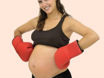4 Wonderful Health Benefits Of Boxing During Pregnancy