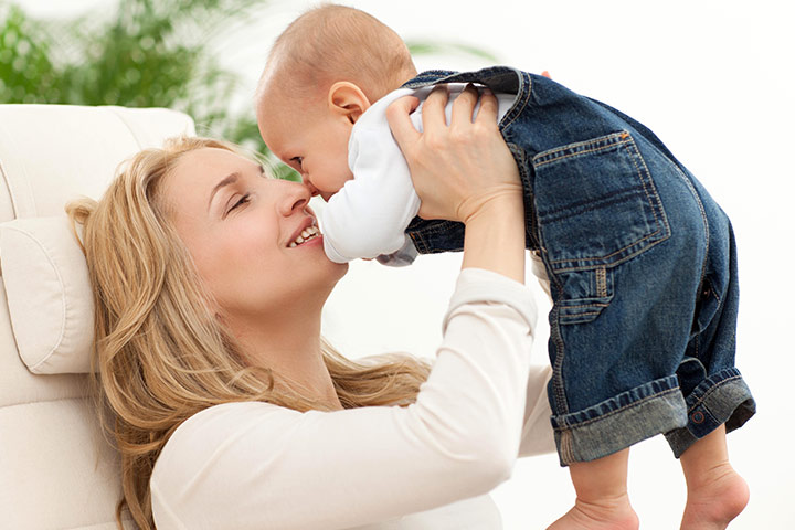 Baby Development Month By Month - 6th Month Development