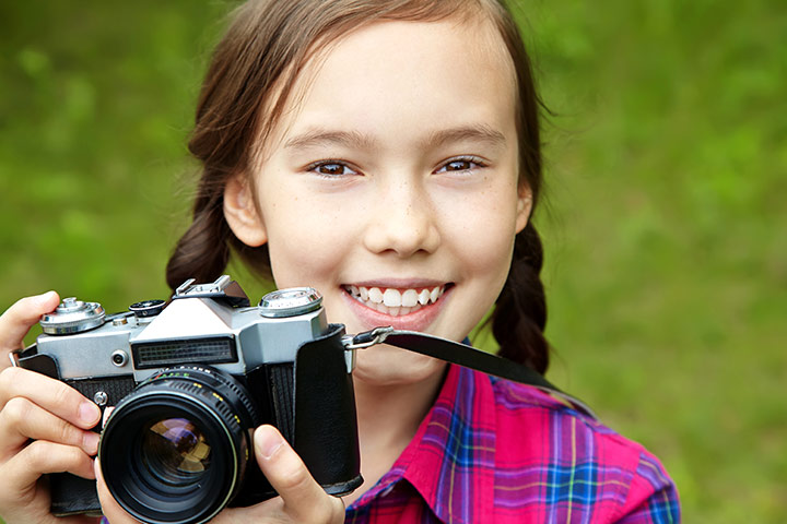 Elementary School Graduation Gift Ideas - A Camera