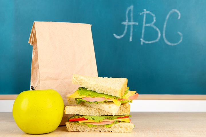 Back To School Gift Ideas - A Special Breakfast Bag