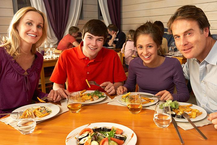 Elementary School Graduation Gift Ideas - A Special Dinner