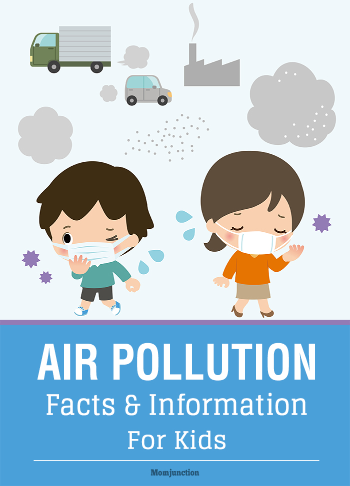 What is Air Pollution for children? - eSchooltoday