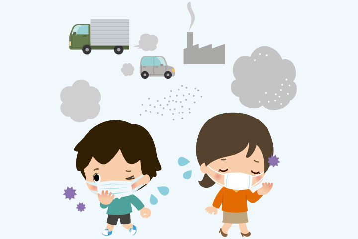 Air Pollution Facts For Kids