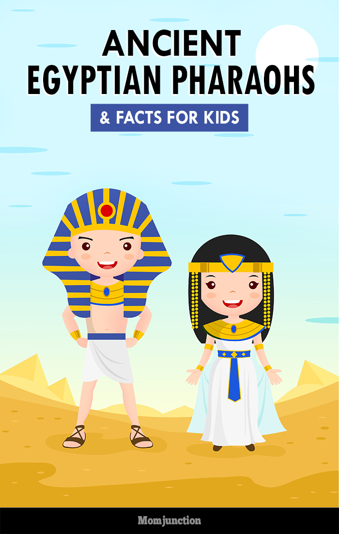 Interesting Facts About Ancient Egyptian Pharaohs For Kids-4119