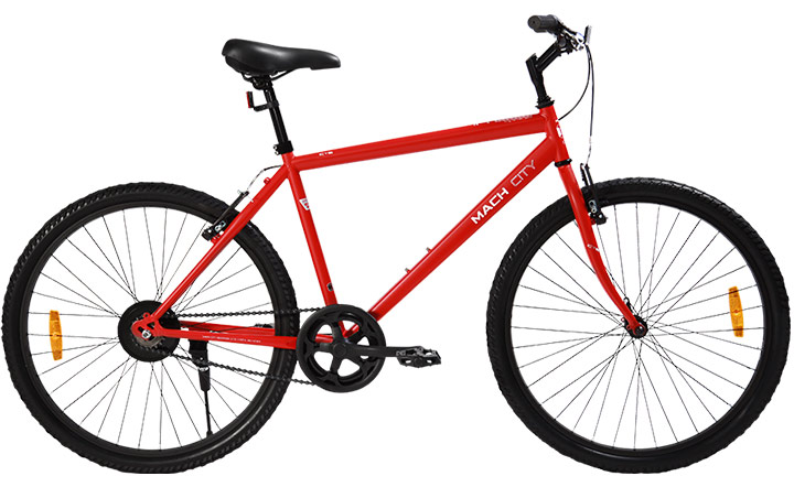 BSA Mach City Racers Bicycle