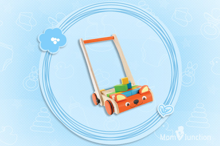 Christmas Gifts For Babies - Baby Walker