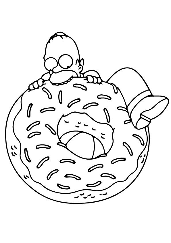Bart-Simpson-Taking-A-Bite