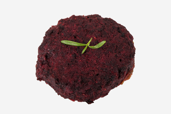 Beetroot Recipes For Toddlers - Beetroot And Black Bean Patties