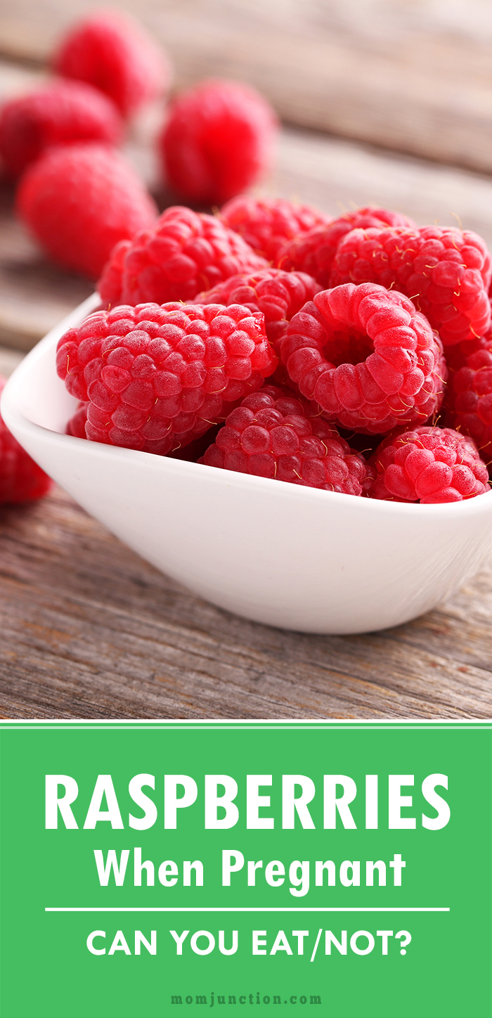 raspberries during pregnancy are they safe to eat