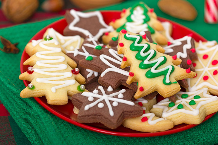 Christmas Activities For Kids - Christmas Cookie Decorating