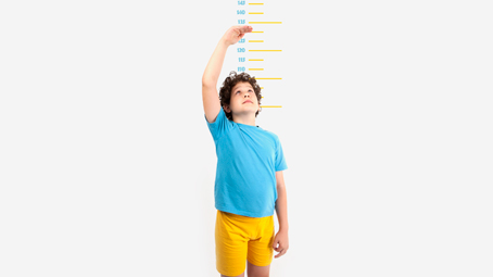Determine A Your Child's Height