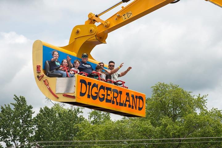 Diggerland, New Jersey