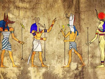 10 Interesting Facts About Egyptian Gods And Goddesses