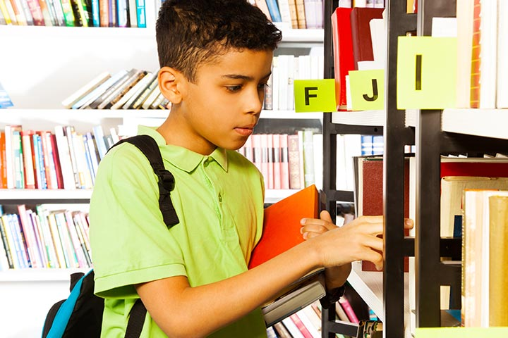 Back To School Gift Ideas - Get Your Kid A Library Membership