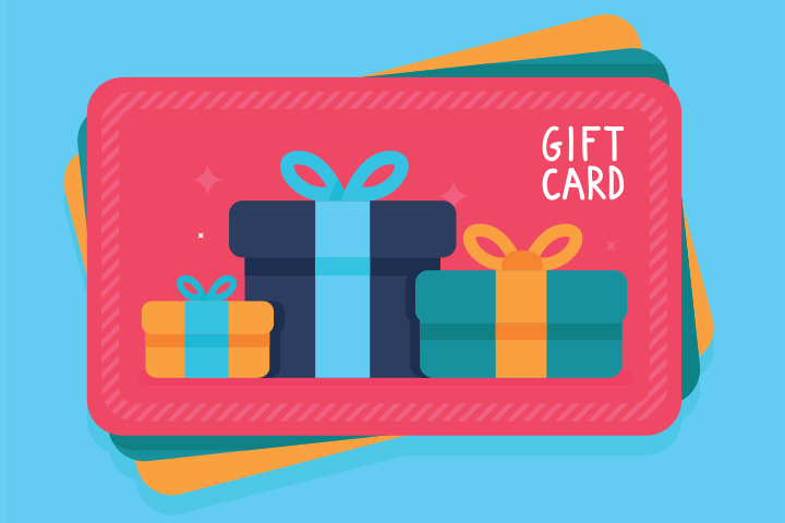 Elementary School Graduation Gift Ideas - Gift Card