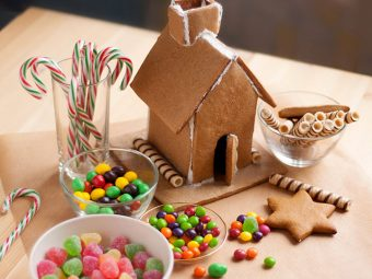 How To Make A Gingerbread House For Your Kid?