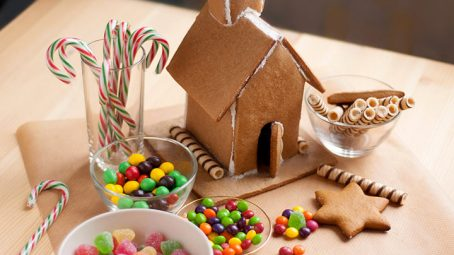 Gingerbread House For Kid