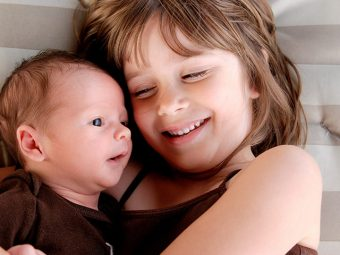 Why This Girl Is Worried About Her Newborn Sister Will Give You Tickles!