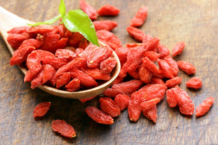 Goji Berries During Pregnancy