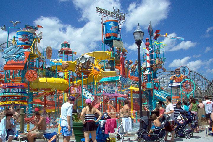 Theme Parks In USA - Hersheypark, Hershey