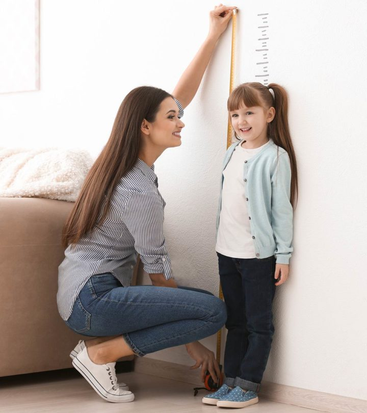 How tall will my child be' Predicting your child's height