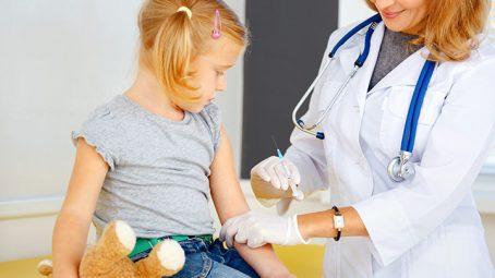 Immunization Schedule for Children in India