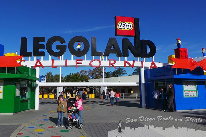 Theme Parks In USA - LEGOLAND, California