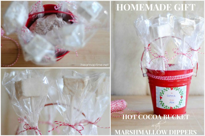 Christmas Gifts For Kids - Marshmallow Dippers