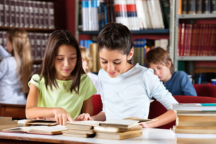 Elementary School Graduation Gift Ideas - Membership To A Book Club Or Library
