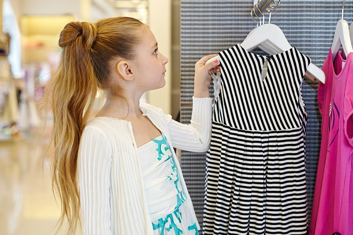 Back To School Gift Ideas - New Wardrobe Additions