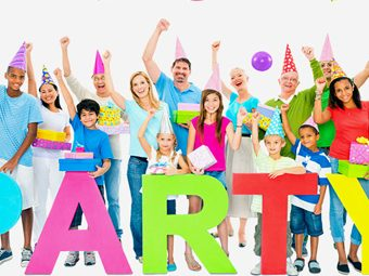Top 10 New Year's Celebration Ideas For Kids