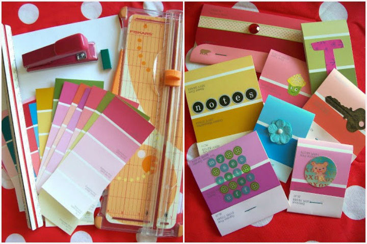 Christmas Gifts For Kids - Paint Notebook