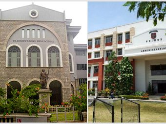 List Of Top 25 ICSE Schools In Bangalore