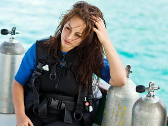 Can You Scuba Dive While Pregnant?