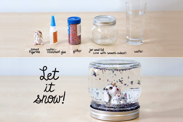 Christmas Gifts For Kids - Snow Globe
