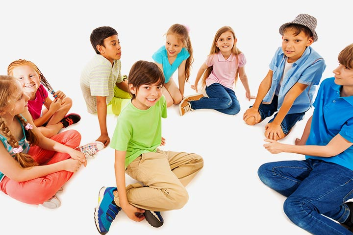 Keeping Kids Busy - The Listening Game