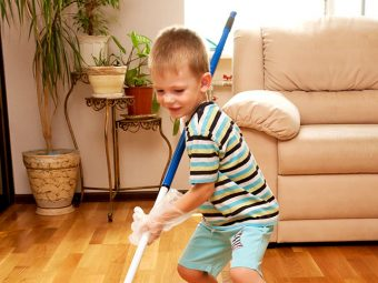8 Awesome Tips To Make Cleaning Fun For Kids