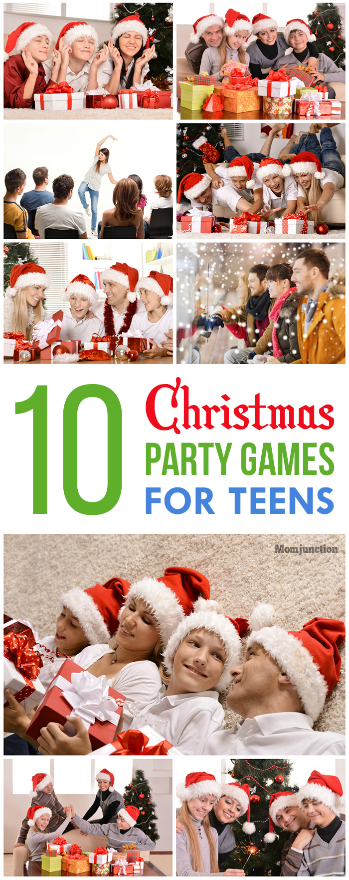 christmas party games adults
