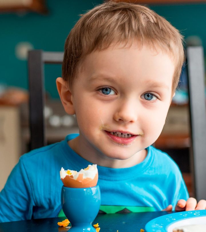 High Protein Breakfast For Kids