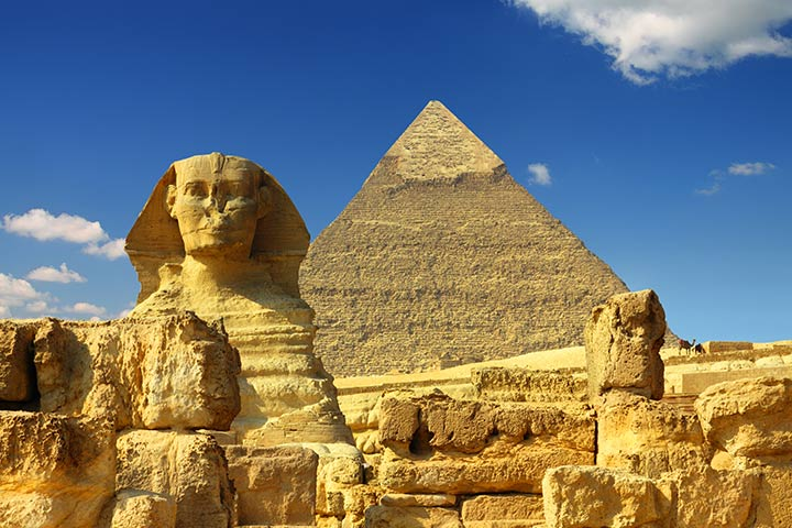 Which Is The largest Egyptian Pyramid