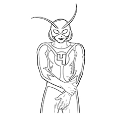 antman coloring pages 10 Printable Ant Man Coloring Pages For Toddlers antman coloring pages