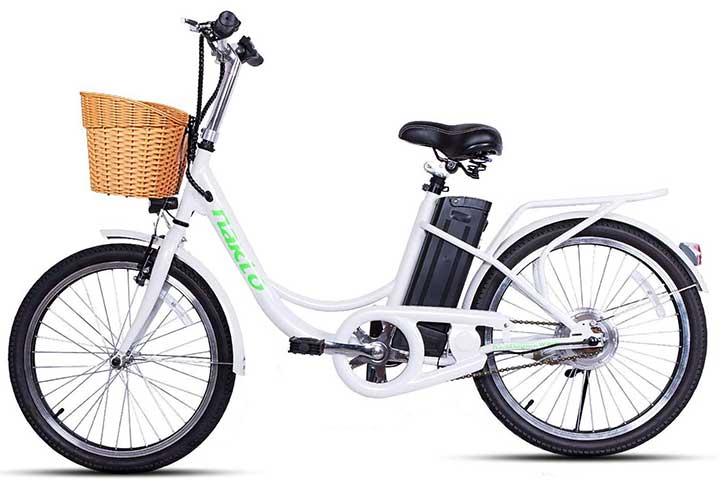 nakto 22 Electric Bicycle For Teenagers