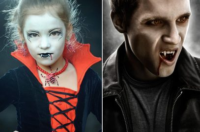 12 Terrific Vampire Costumes For Kids