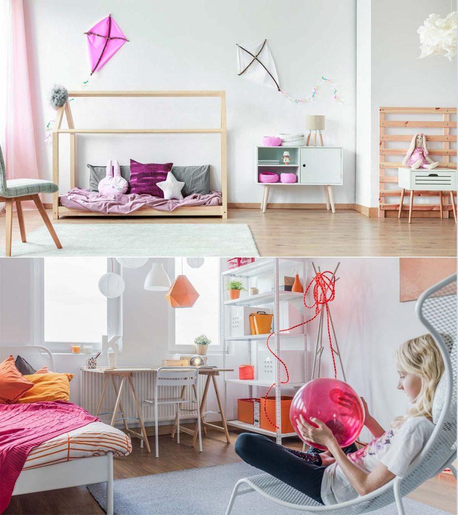 Creative Kid Rooms: 15 Stylish And Creative Kids Bedroom Design Ideas