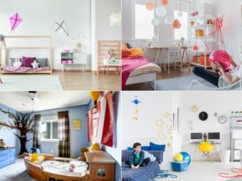 15 Modern And Creative Kids Bedroom Design Ideas