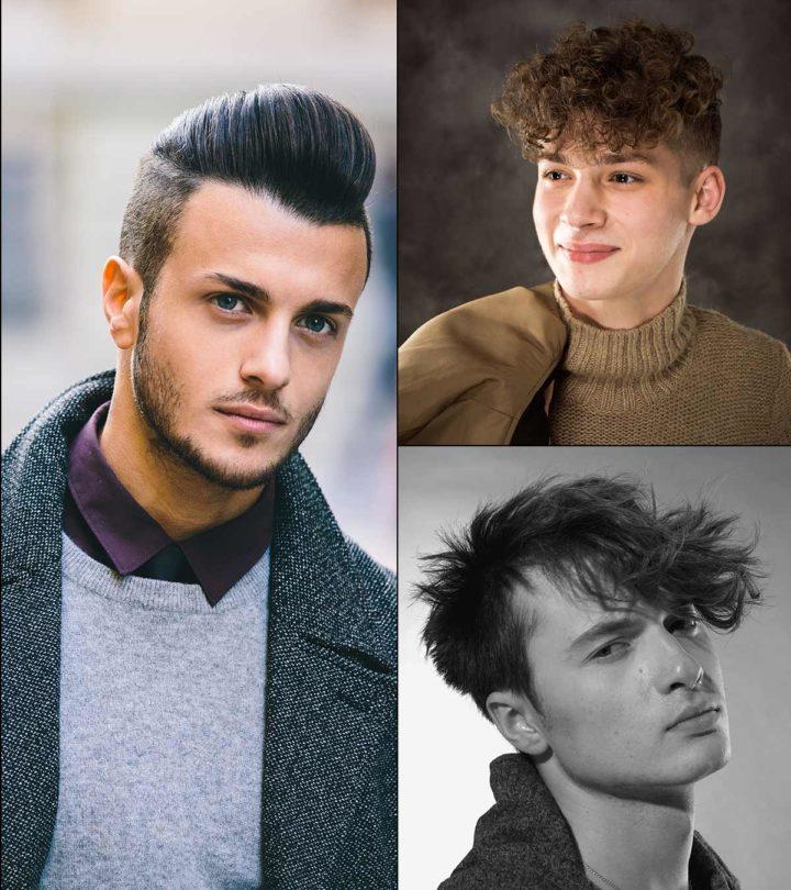 15 Trendy Long Hairstyles For Teenage Guys